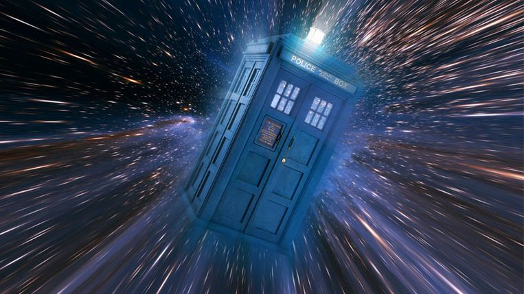 Wanneer kun je door de tijd reizen in een politietelefooncel zoals in Dr.  Who? | De Volkskrant