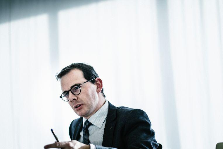 CD&V-voorzitter Wouter Beke. Beeld Wouter Van Vooren
