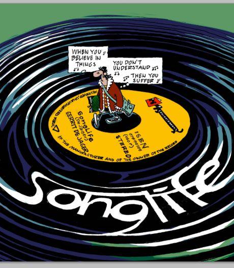 Muzikale herinnering in beeld: 'Onder de dekens luisterde ik stiekem naar hits'