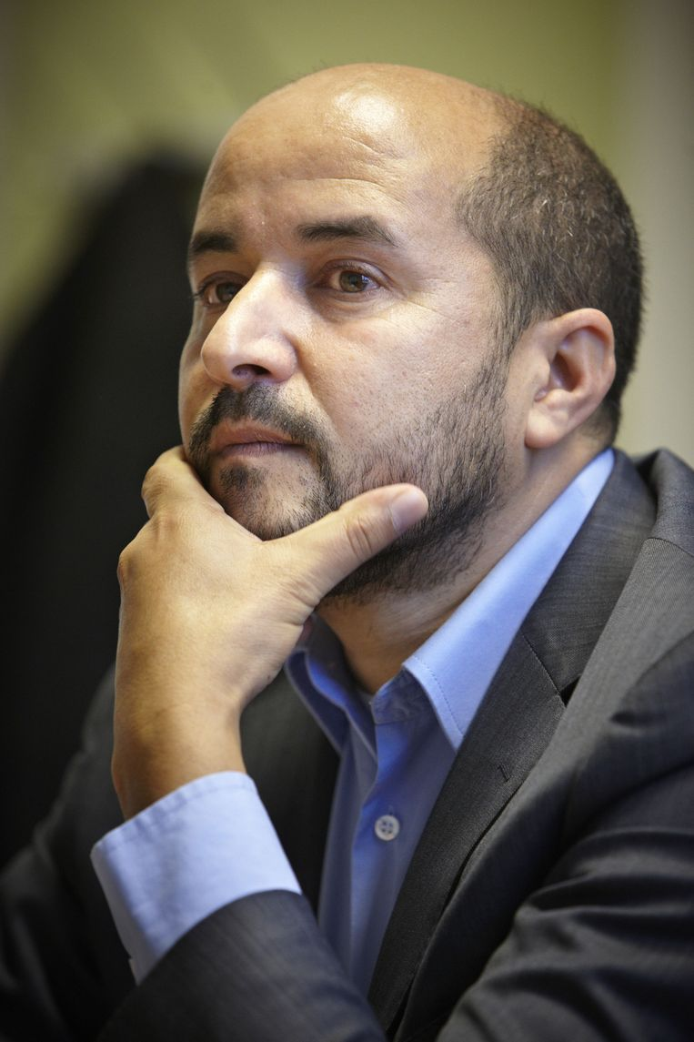 Ahmed Marcouch. Beeld Martijn Beekman