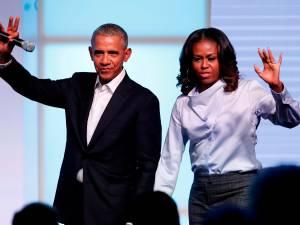 """Michelle Obama se confie sur son couple: """"Nous avons traversé des moments difficiles"""""""