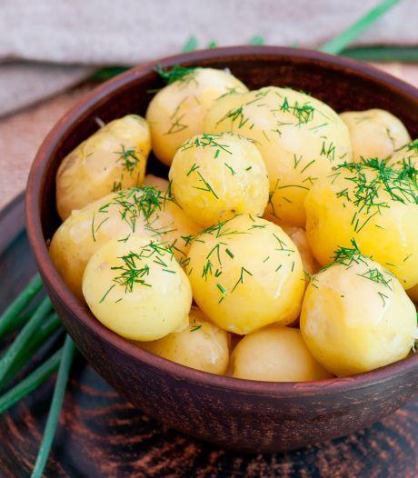Is een opnieuw opgewarmde aardappel gezonder dan eentje die alleen is gekookt?