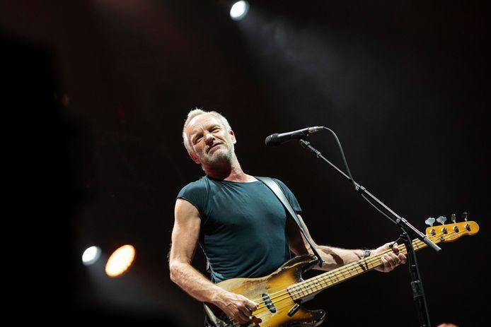 Wie zijn geld terug wil voor het Sting concert van deze zomer zal nog weken of maanden geduld moeten hebben
