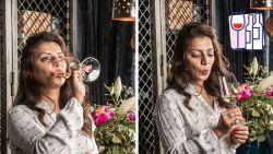 """""""Daarom maken sommeliers dat rare, soms overdreven slurpende geluid"""": Sepideh legt uit hoe je je mond gebruikt om wijn te proeven"""