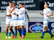 Vitesse boekt na twee nederlagen op rij benauwde zege in Waalwijk