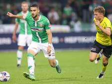 Tweede nederlaag op een rij voor FC Dordrecht: 'Ik denk dat we zeker niet minder waren dan VVV'