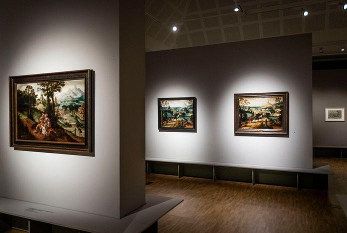 De Lucas Gassel-tentoonstelling in Helmond.