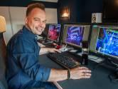 Bosschenaar ontwerpt lichtshows voor groten der aarde: 'Als wij er niet zijn, staat er ook maar een mannetje plaatjes te draaien'