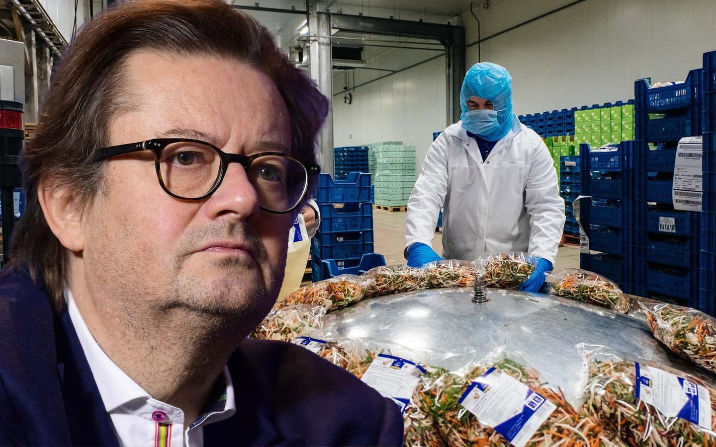 Het Belgische bedrijf Greenyard levert groenten en fruit aan tal van bekende supermarkten. Coucke zou een belang van 13,5 procent kopen.