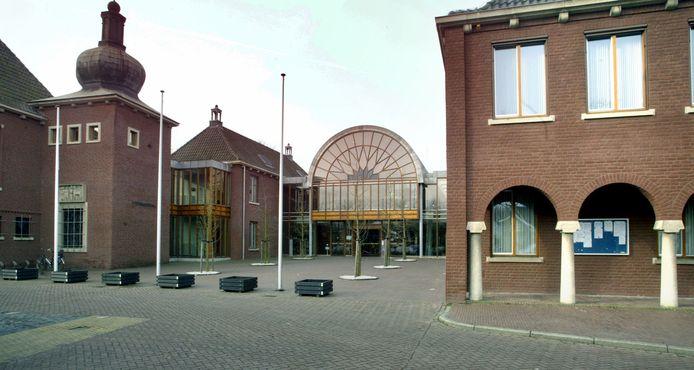 Het gemeentehuis van Heeze-Leende.