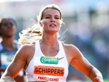 Schippers vijfde op 100 meter bij Diamond League in Monaco