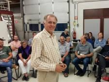 Rik Eweg uit Wageningen leidt Grebbedijkdenkers