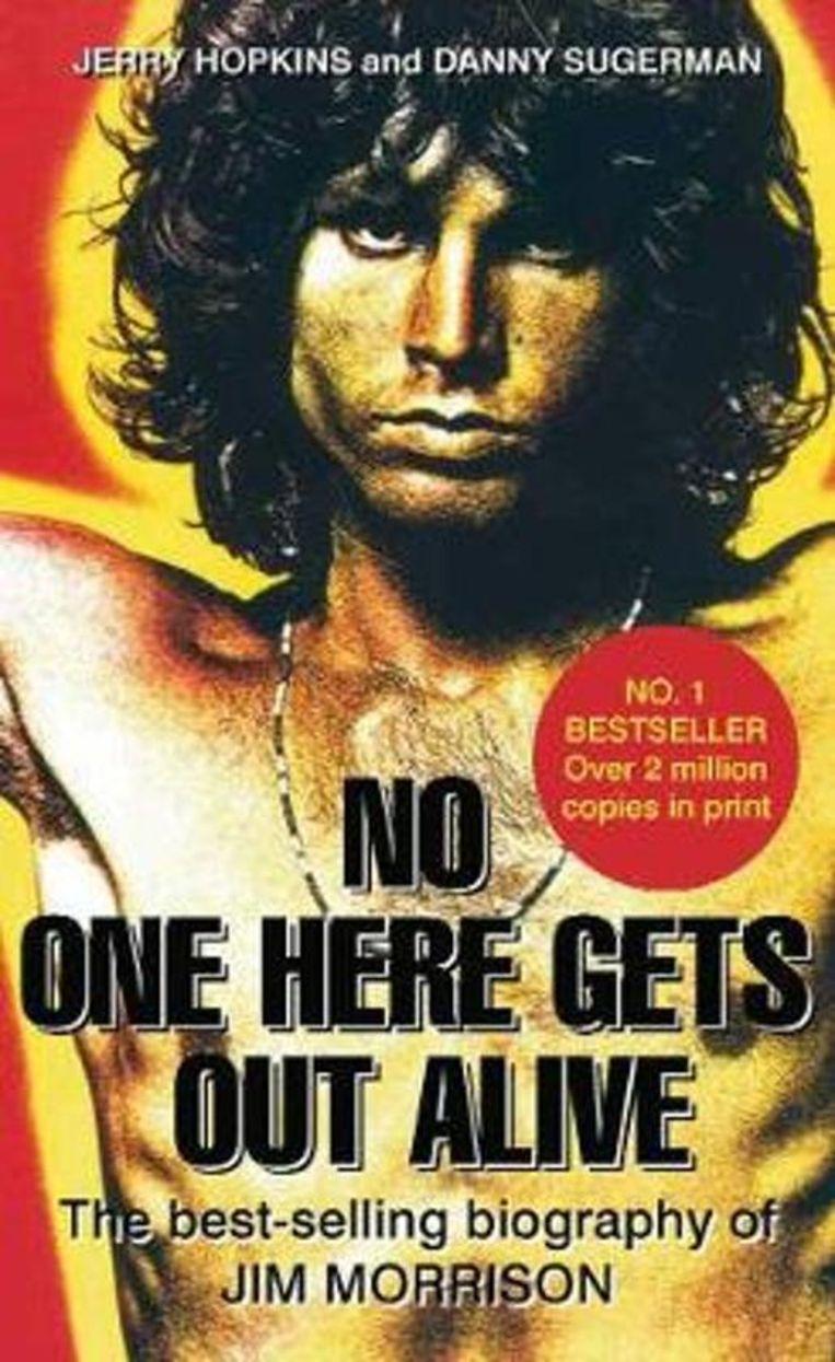 Jerry Hopkins schreef de biografie van Jim Morrison. Beeld rv