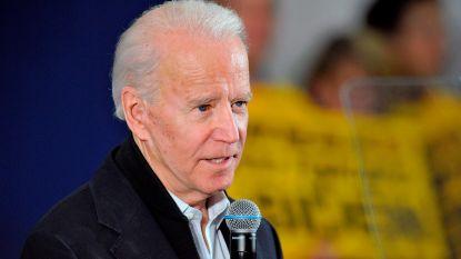 Reclamespot Joe Biden kleineert rivaal Pete Buttigieg