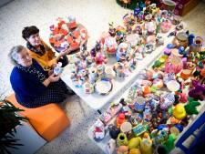 Petraschool in Woensel 'pimpt' beelden voor goed doel