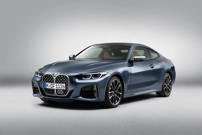 De nieuwe BMW 4-serie.