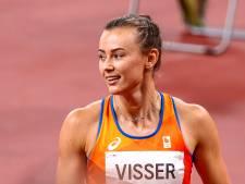 LIVE   Nadine Visser knap vijfde in finale 100 meter horden