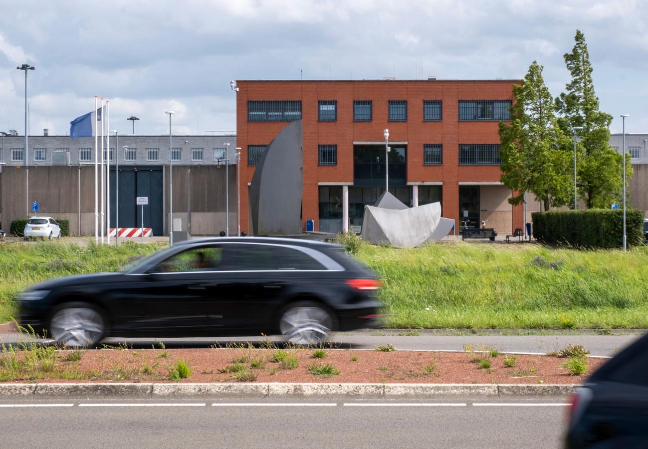 Gevangenis Torentijd in Middelburg.
