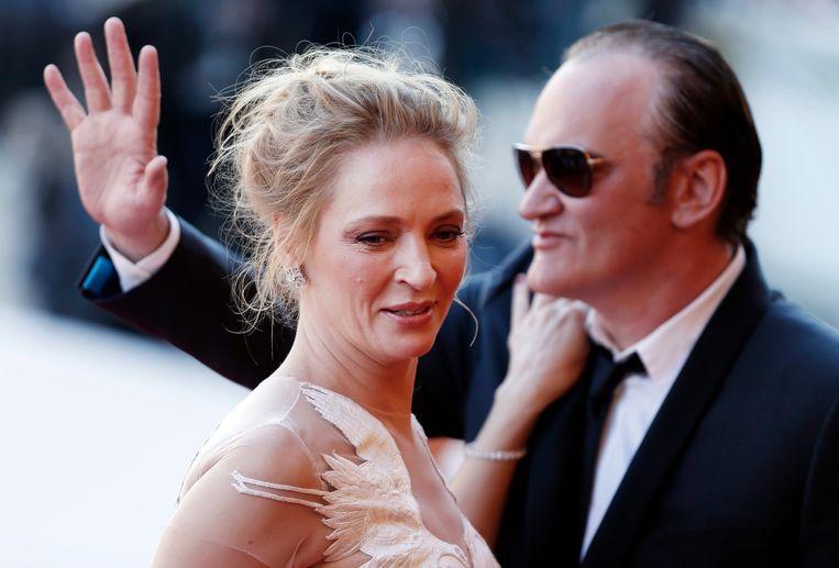Uma Thurman en Quentin Tarantino