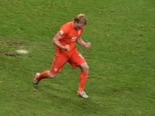 Dirk Kuyt blijft beschikbaar voor Oranje