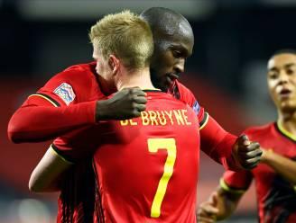 Rode Duivels sluiten 2020 af als nummer 1 op FIFA-ranking