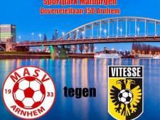 MASV oefent tegen Vitesse Onder 21 van Nicky Hofs