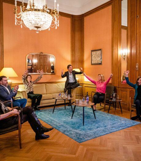 Prognose: VVD met 35 de grootste, Kaag knalt naar tweede plaats