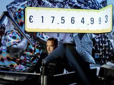 Teller Giro 555 op ruim 17,5 miljoen euro