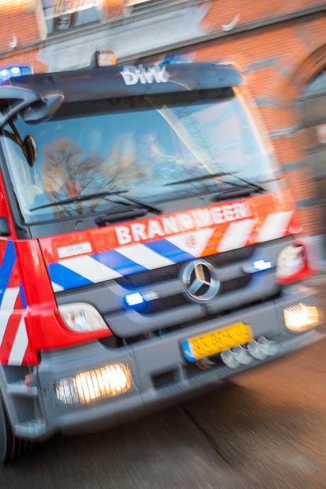 Gestolen trekker uit Giessen uitgebrand aangetroffen