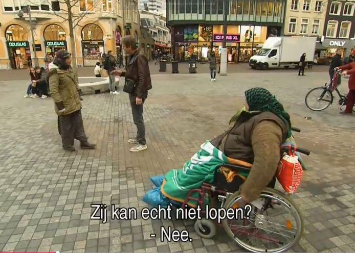Undercover in Nederland legde onlangs de werkwijze van nep-bedelaars bloot
