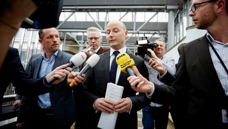 Voormalig VVD-gedeputeerde Mark Verheijen Beeld anp
