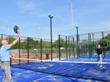 Steeds meer Zeeuws-Vlaamse tennisclubs gooien balletje op voor padelbanen: 'De sport groeit enorm'