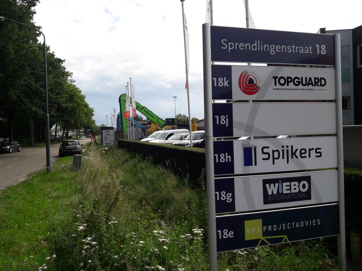 Kerkhoven is het oudste en grootste bedrijventerrein van Oisterwijk. In de nabijheid van grote werkgevers als Unilin en Tobroco zijn er veel kleine bedrijven gevestigd.