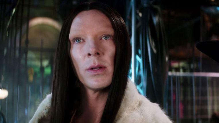 Benedict Cumberbatch in Zoolander 2 (2015). Beeld