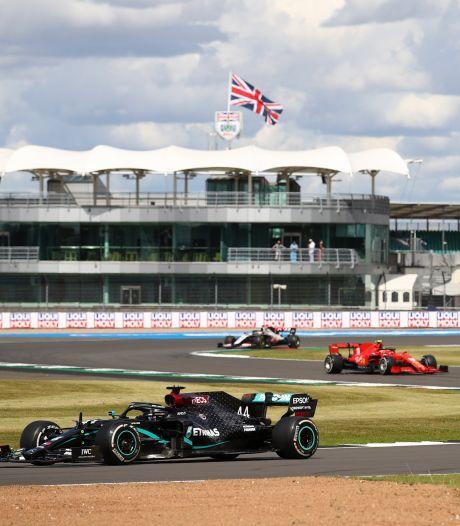 Track Record Formule 1 | Verstappen weet dat hij Hamilton ook in het hol van de leeuw kan verslaan