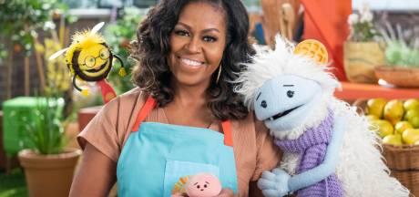 """""""Gaufrettes et Mochi"""" : Michelle Obama lance son émission culinaire pour enfants sur Netflix"""