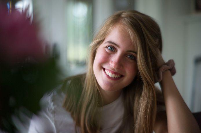 Myrthe van der Houwen is een actie gestart tegen seksuele intimidatie.