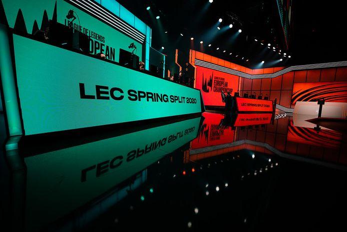 De LEC krijgt vanaf 26 maart Nederlandse verslaggeving, dat wordt verzorgd door Meta.