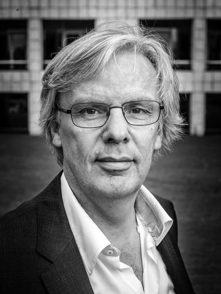 Arre Zuurmond is ombudsman voor de Metropool Amsterdam. Beeld