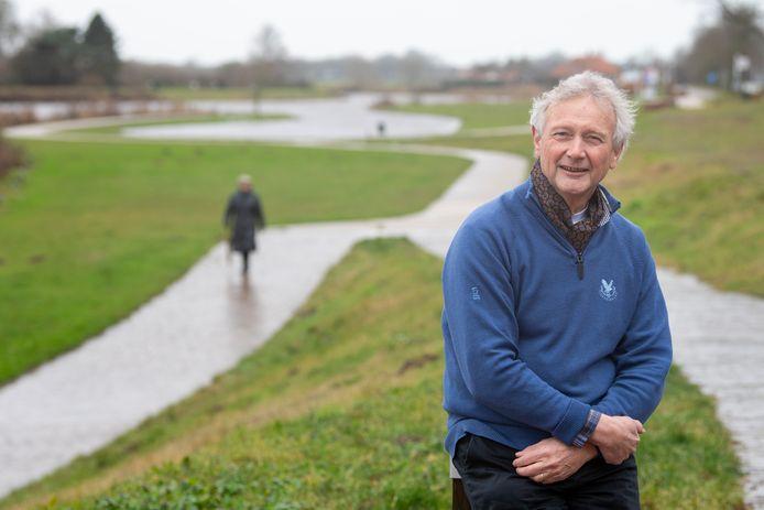 Huisarts Paul Habets uit Ommen pleit al jaren voor een gezonde leefstijl gestimuleerd in regionaal verband.