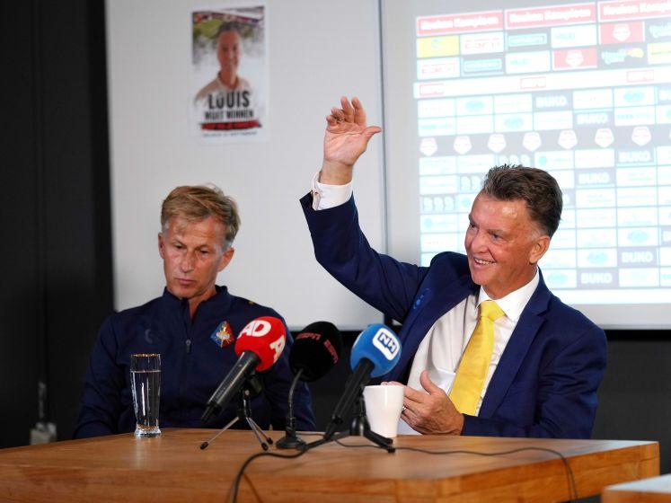 Van Gaal: 'Telstar is mijn laatste club'
