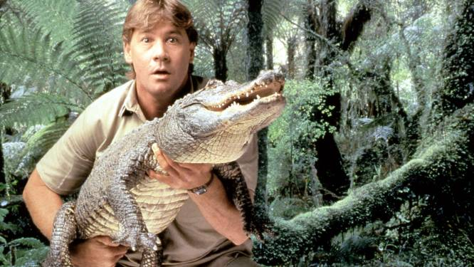 """Het tragische levensverhaal van 'The Crocodile Hunter' Steve Irwin (deel 1): """"Hij had een grote wonde in z'n borst, het bloed bleef eruit stromen"""""""