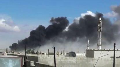 """""""36 burgerdoden door Russisch bombardementen in Homs"""""""