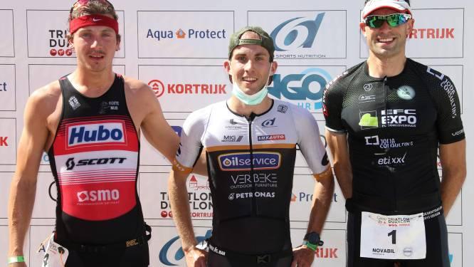 """Sven Vandenbroucke domineert van start tot finish in Kortrijk: """"Deze zege draag ik op aan Kasper Lagae"""""""