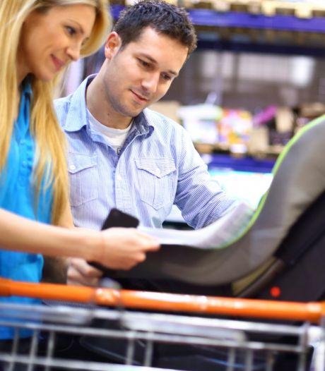 ANWB test autostoeltjes: drie stoeltjes onvoldoende door schadelijke stoffen