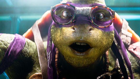 Ook de film 'Teenage Mutant Ninja Turtles' viel in de prijzen