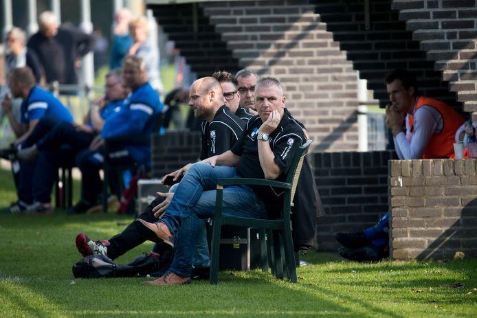 Wilco Geerts is ook volgend seizoen trainer van ZZC'20 in Zelhem.