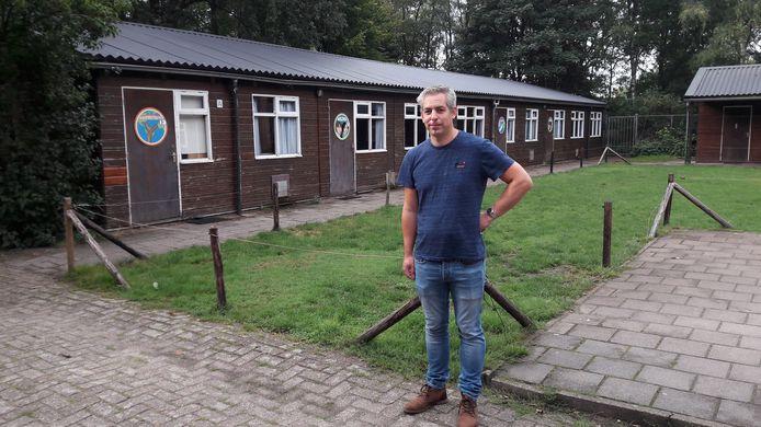 Joris Schoot van Scouting Erasmus.