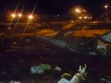 Un Boeing s'écrase en Russie: aucun survivant