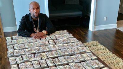 Zijn fortuin wordt op 825 miljoen euro geschat, maar op de foto gaan met Mayweather kost 180 euro